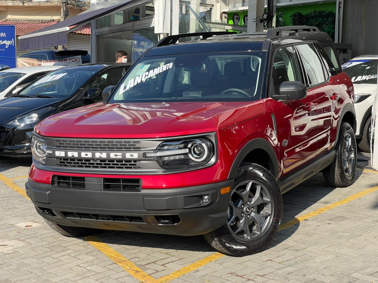 Foto do veiculo Ford Bronco Sport Wildtrak 2.0 Tb 16V AWD Aut