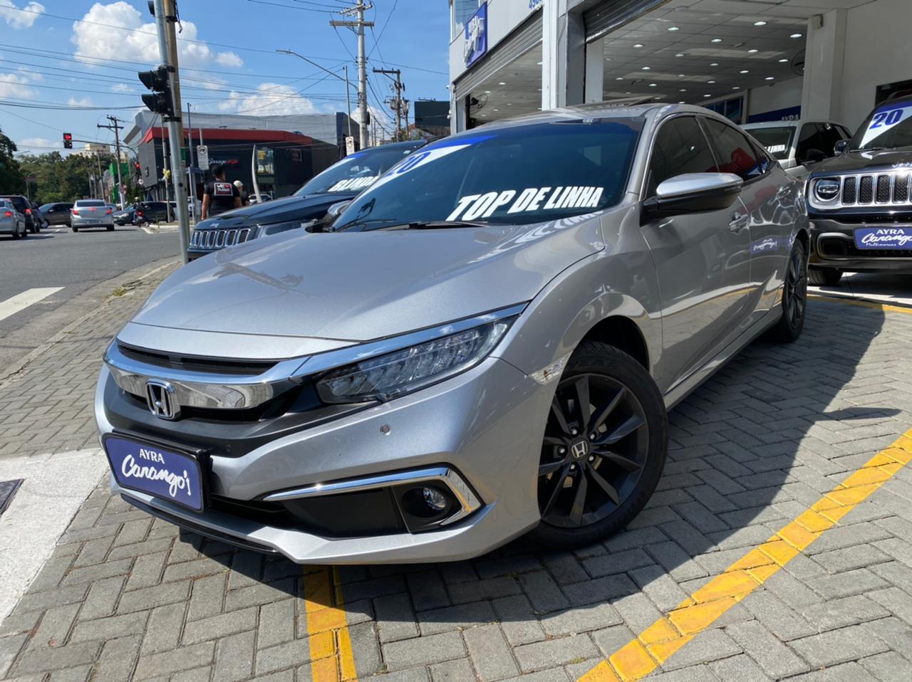 Foto do veiculo Honda Civic Sedan TOURING 1.5 Turbo 16V Aut.4p