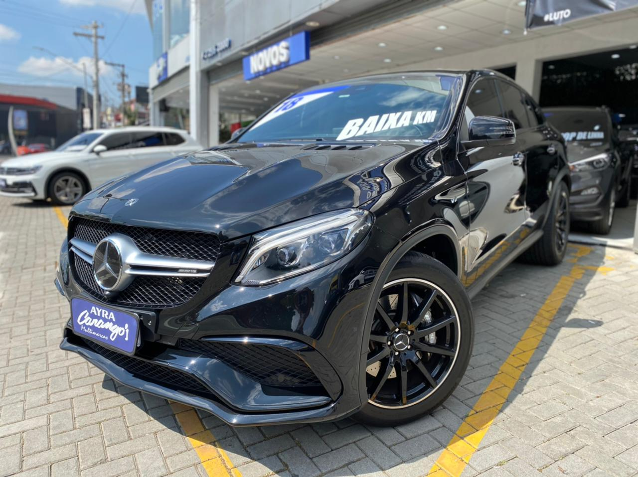 Foto do veiculo Mercedes GLE-63 AMG 4MATIC Coupe 5.5 V8 Aut.