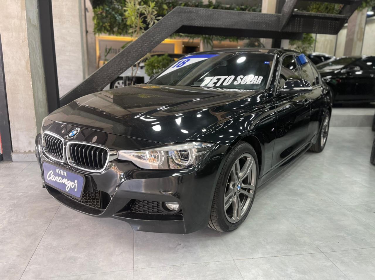 Foto do veiculo BMW 320iA 2.0 TB M Sport A.Flex/M.Sport 4p