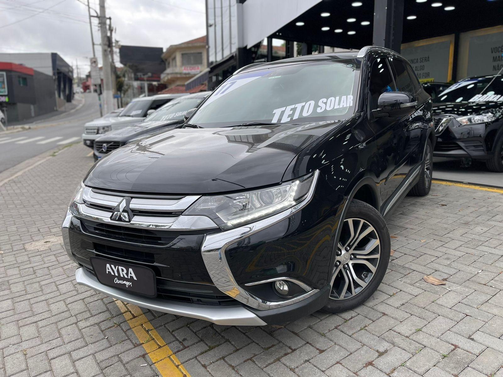 Foto do veiculo Mitsubishi OUTLANDER 2.0 16V 160cv Aut.