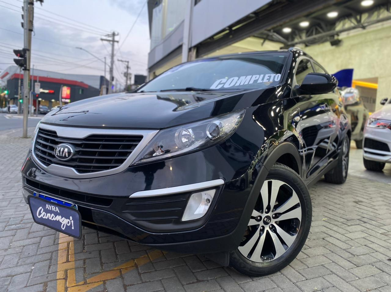 Foto do veiculo Kia Motors Sportage LX 2.0 16V/ 2.0 16V Flex  Aut.