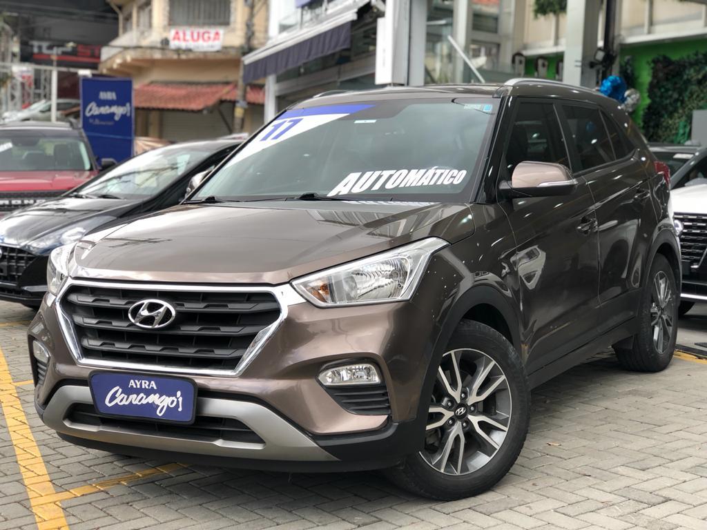 Foto do veiculo Hyundai Creta Pulse 1.6 16V Flex Aut.