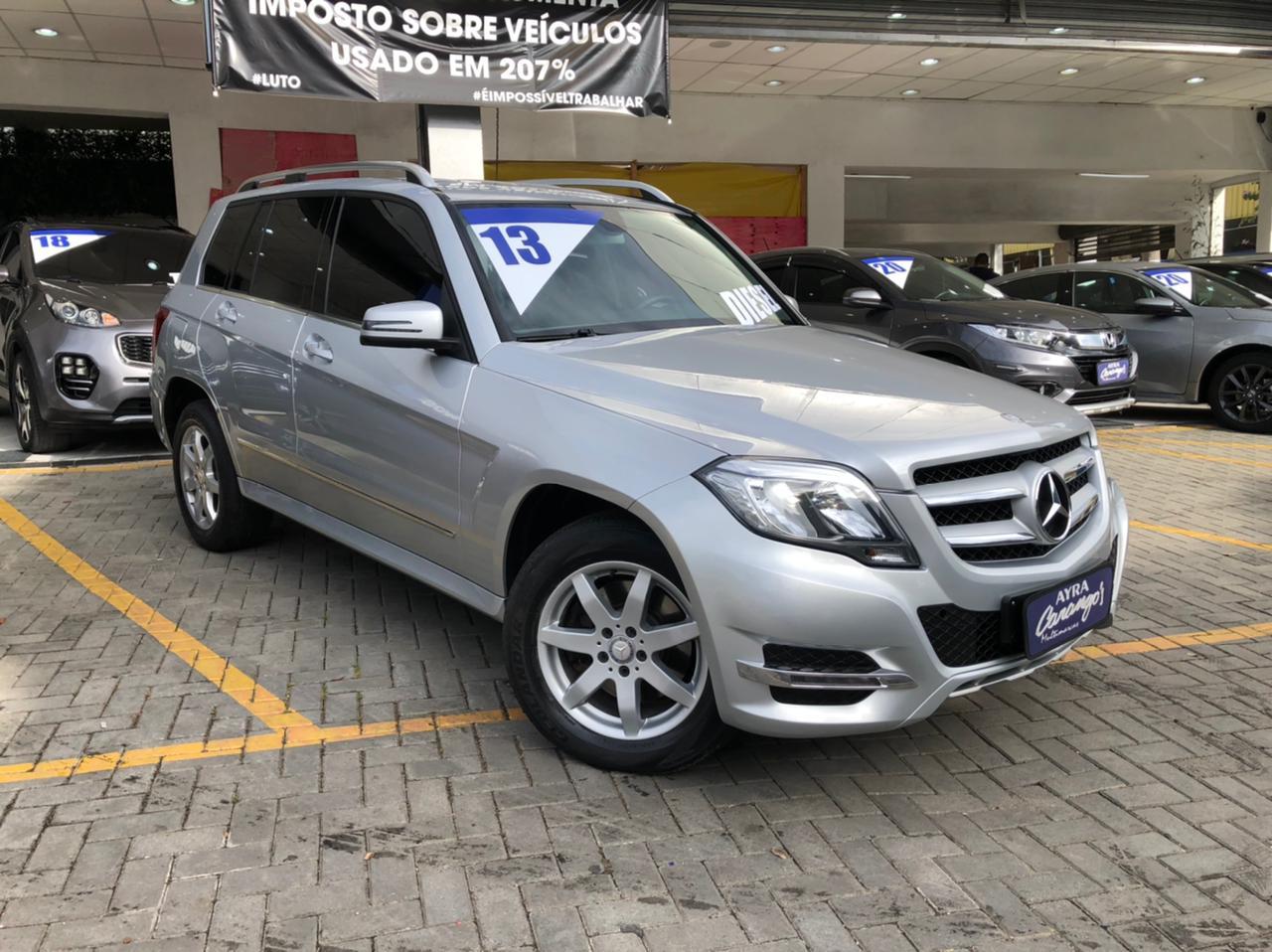 Foto do veiculo Mercedes GLK 220 CDI 2.2 TB 4X4 170cv Aut. Diesel