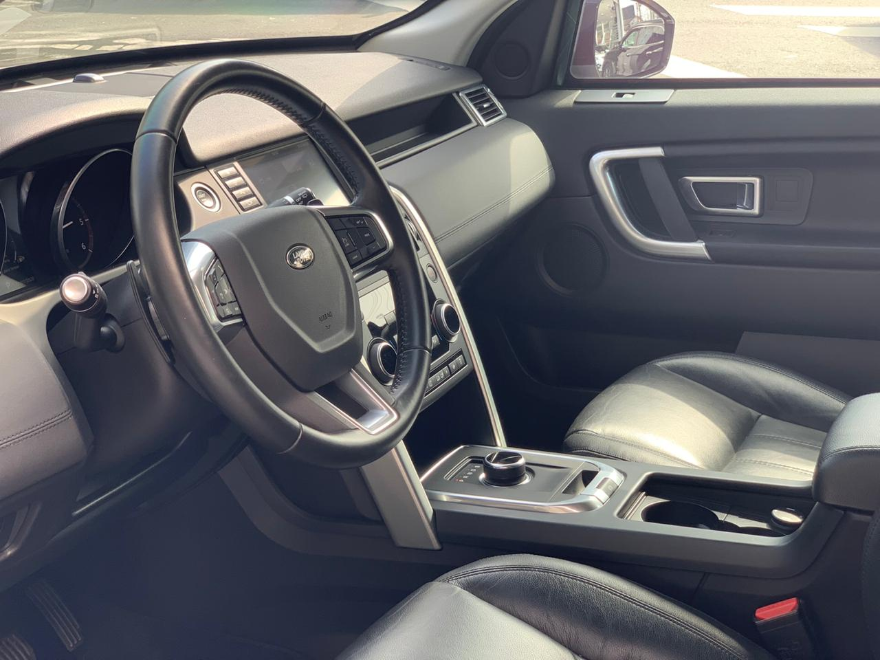 Land Rover Discovery Sport SE 2.0 4x4 Diesel Aut.
