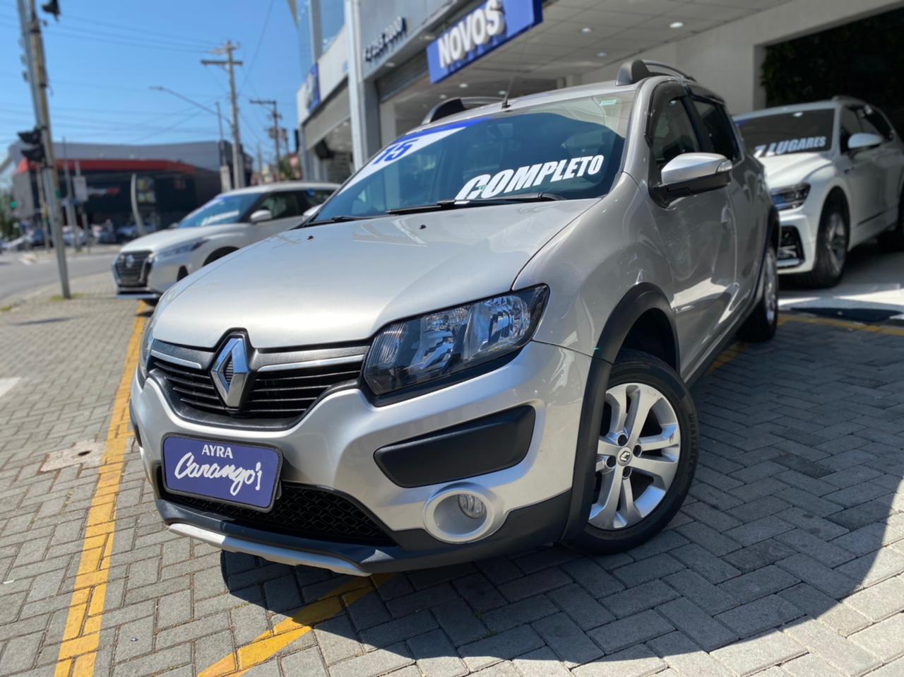 Foto do veiculo Renault SANDERO STEPWAY Hi-Power 1.6 8V 5p