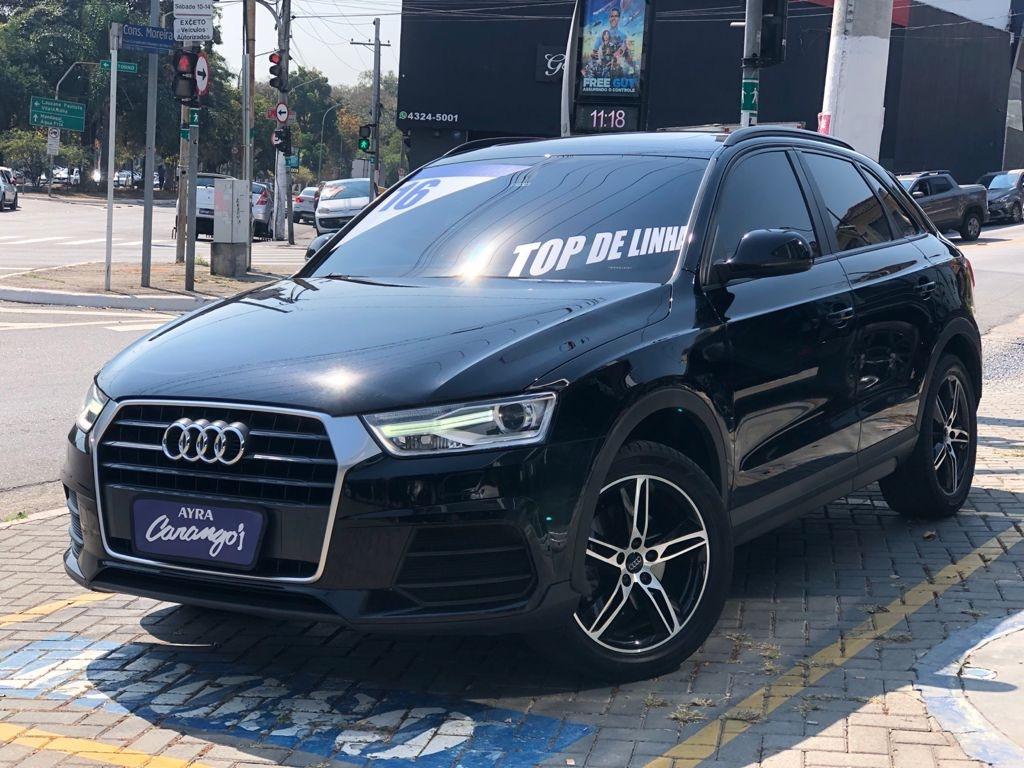 Foto do veiculo Audi Q3 1.4 TFSI/TFSI Flex S-tronic 5p