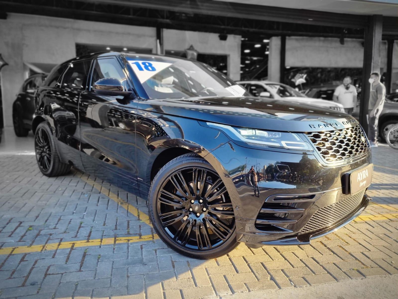 Foto do veiculo Land Rover Range R. VELAR R-Dyn. SE 3.0 4x4 V6 Aut.