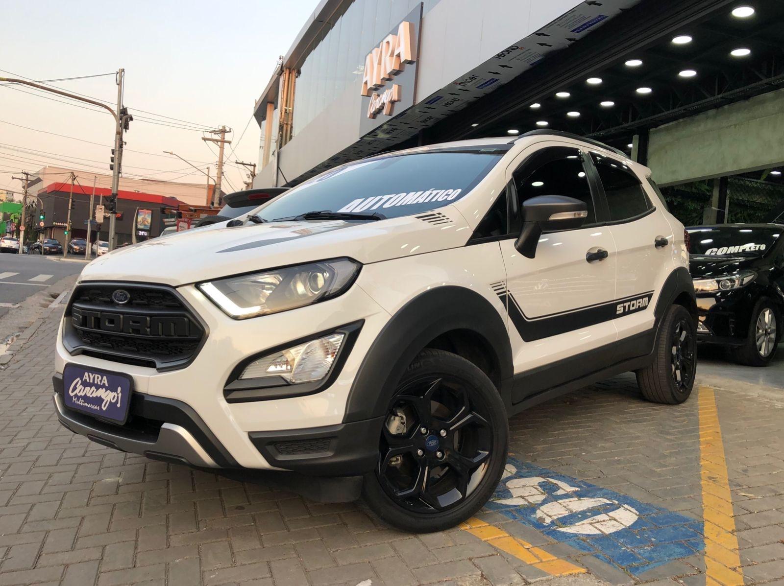 Foto do veiculo Ford EcoSport STORM 2.0 4WD 16V Flex 5p Aut.
