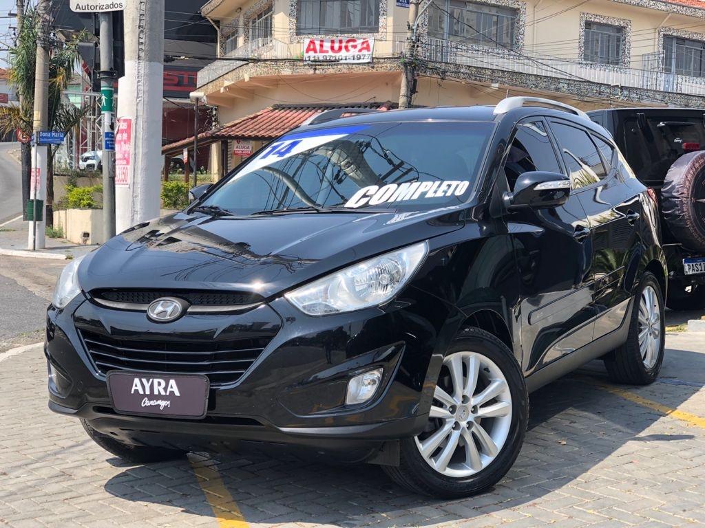 Foto do veiculo Hyundai ix35 GLS 2.0 16V 2WD Flex Aut.