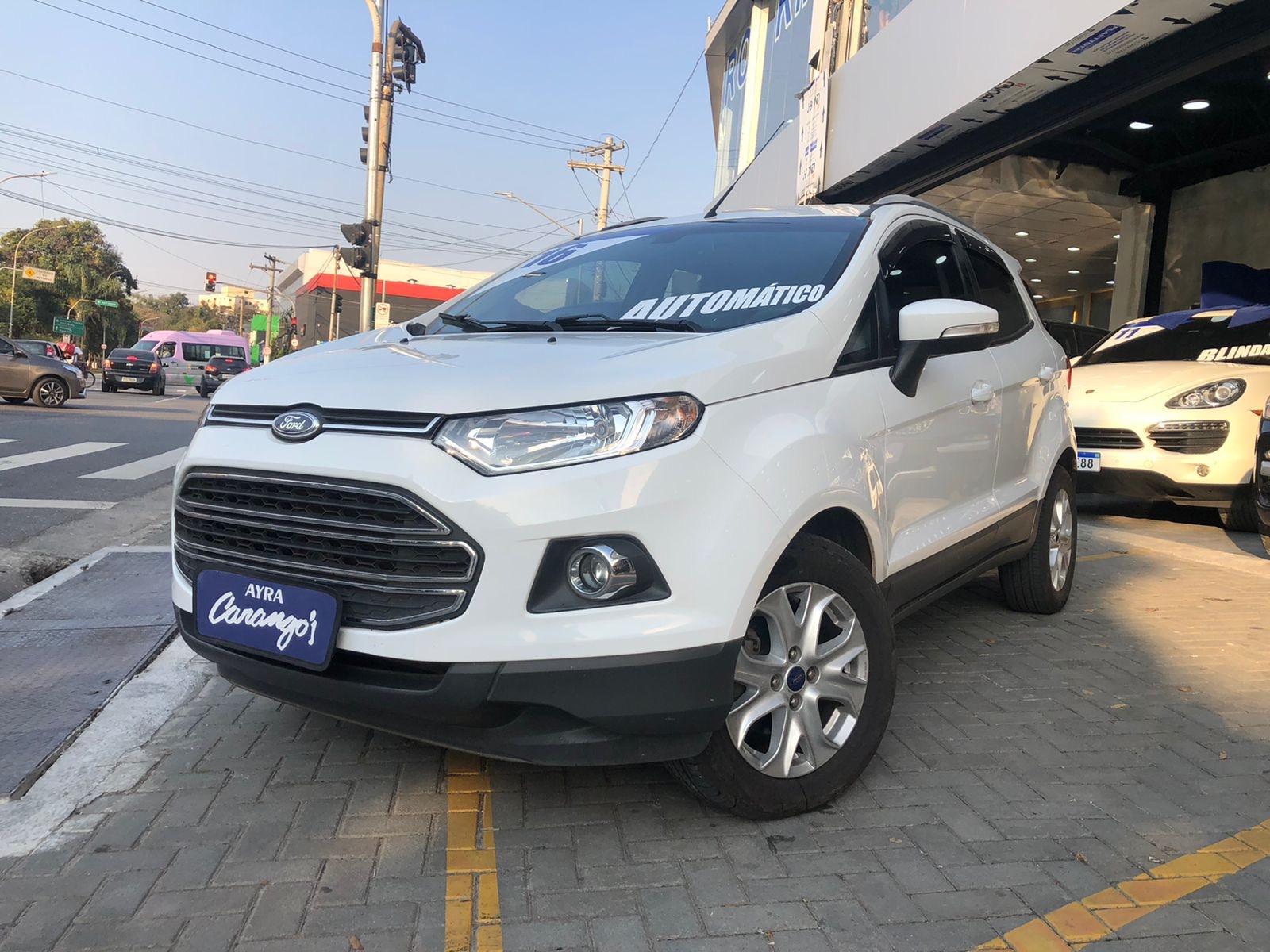 Foto do veiculo Ford EcoSport TITANIUM 2.0 16V Flex 5p Aut.