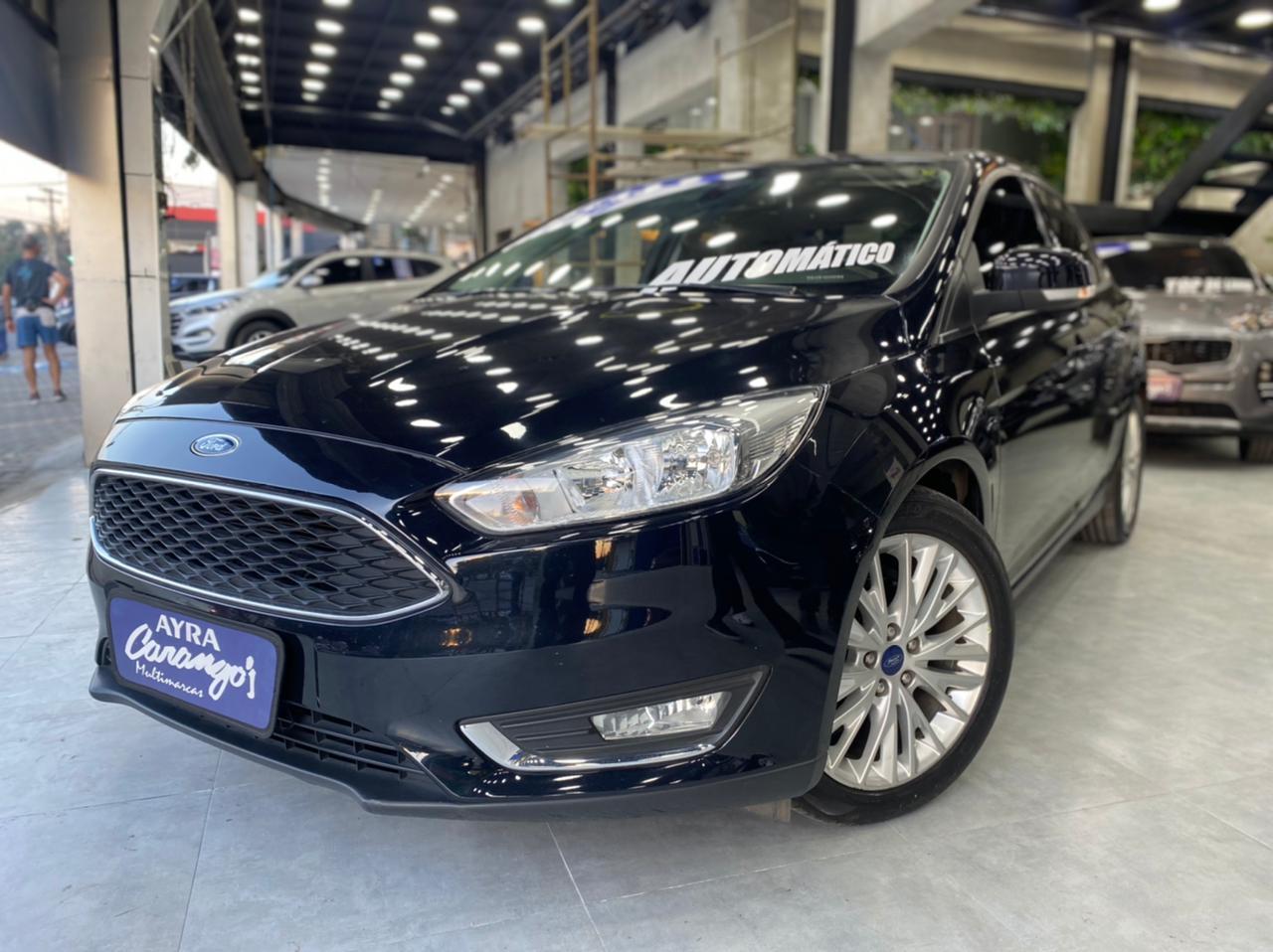 Foto do veiculo Ford Focus Sedan 2.0 16V/2.0 16V Flex 4p Aut.