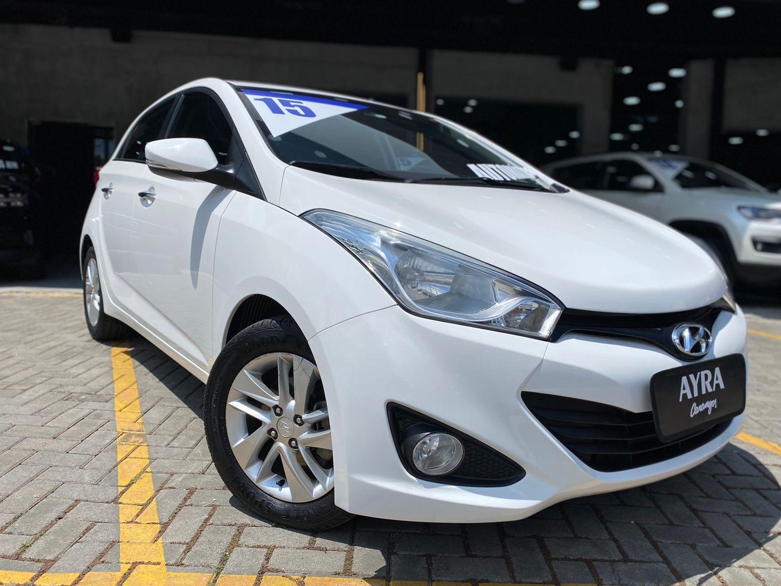 Foto do veiculo Hyundai HB20 Premium 1.6 Flex 16V Aut.