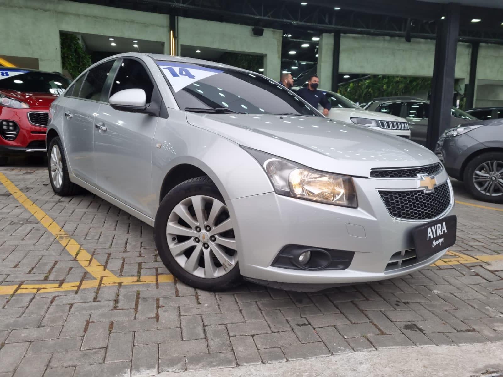 Foto do veiculo Chevrolet CRUZE LTZ 1.8 16V FlexPower 4p Aut.