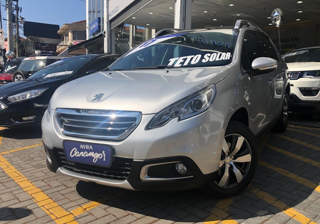 Foto do veiculo Peugeot 2008 Griffe 1.6 Flex 16V 5p Aut.