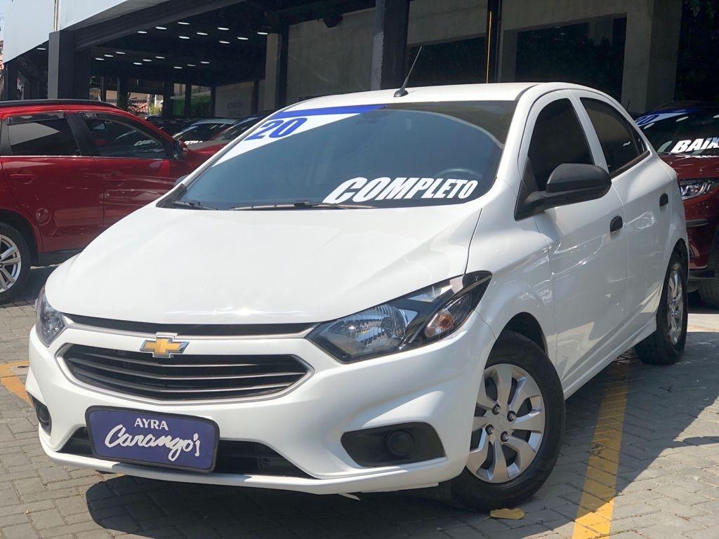 Foto do veiculo Chevrolet ONIX HATCH 1.0 12V Flex 5p Mec.