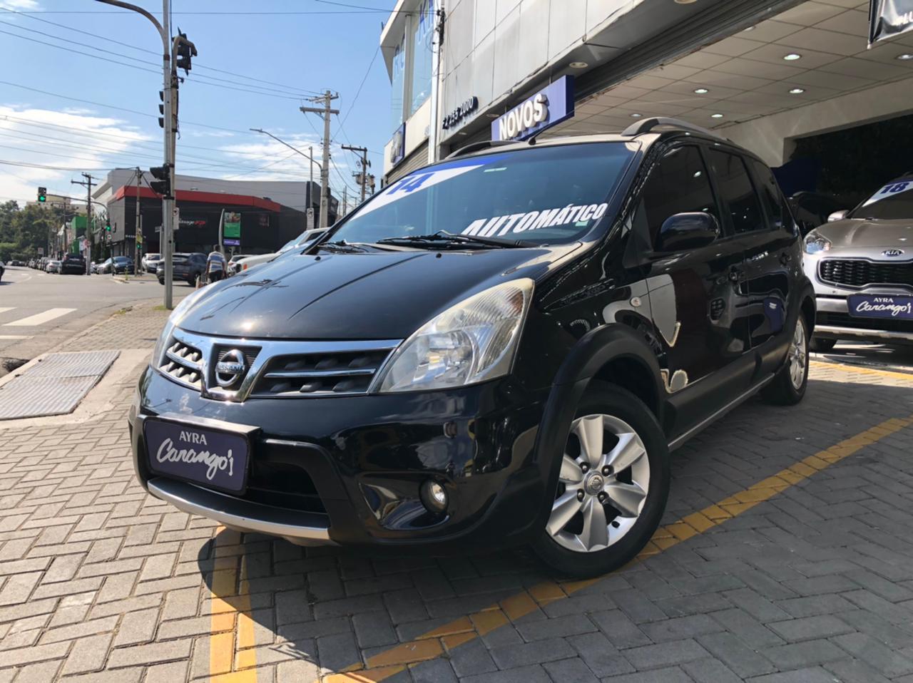 Foto do veiculo Nissan LIVINA X-GEAR SL/X-GEAR 1.8 Flex F. Aut.