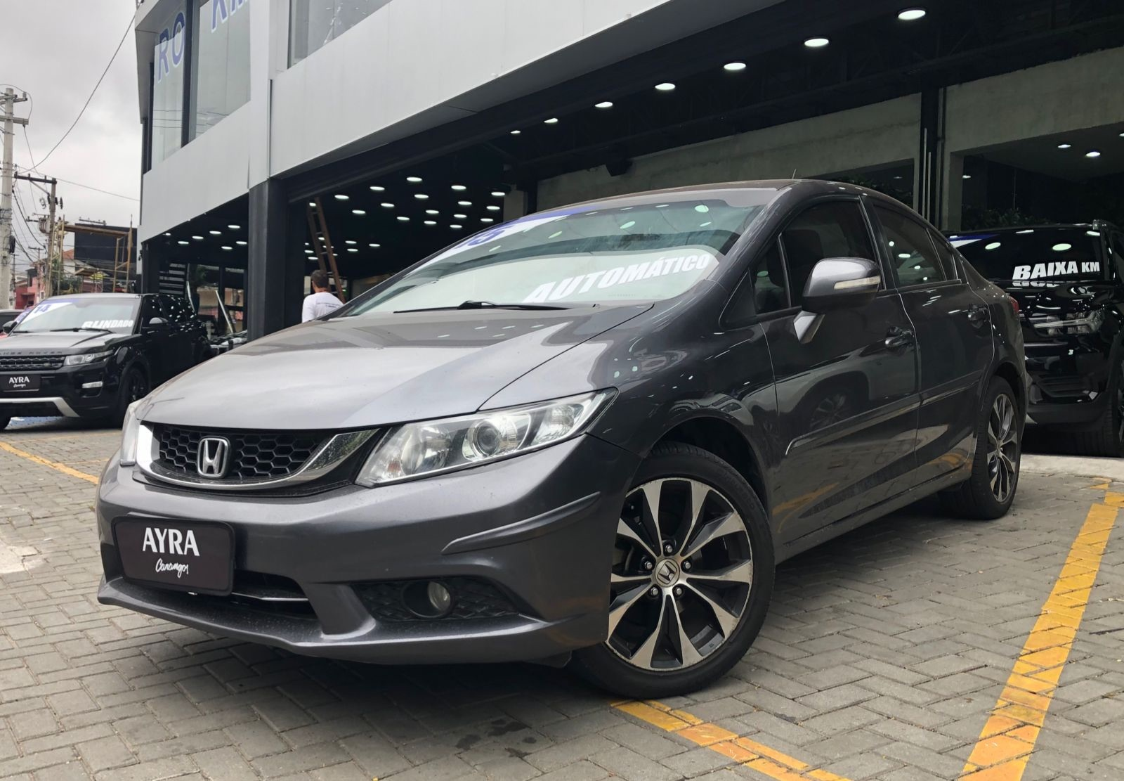 Foto do veiculo Honda Civic Sedan LXR 2.0 Flexone 16V Aut. 4p