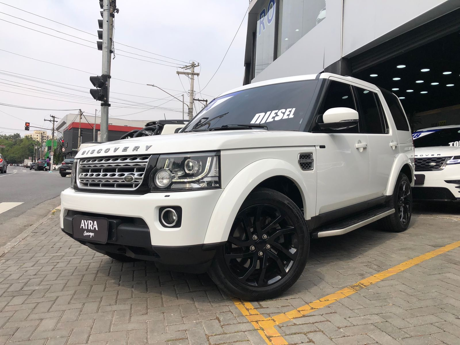 Foto do veiculo Land Rover Discovery4 HSE 3.0 4x4 TDV6/SDV6 Die.Aut