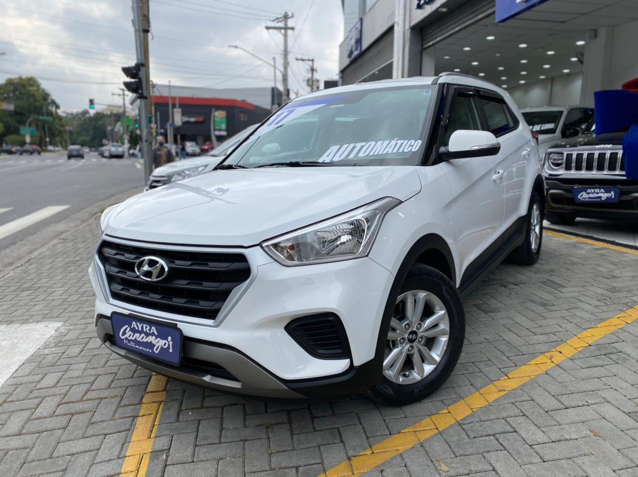 Foto do veiculo Hyundai Creta Attitude 1.6 16V Flex Aut.(PCD)