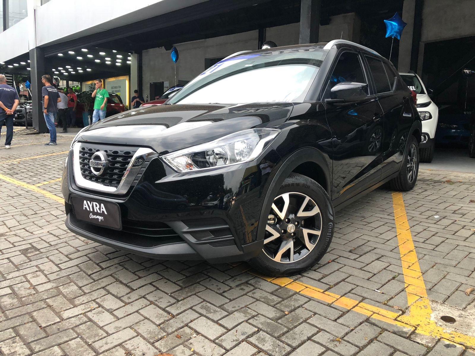Foto do veiculo Nissan KICKS S 1.6 16V Flex 5p Aut.