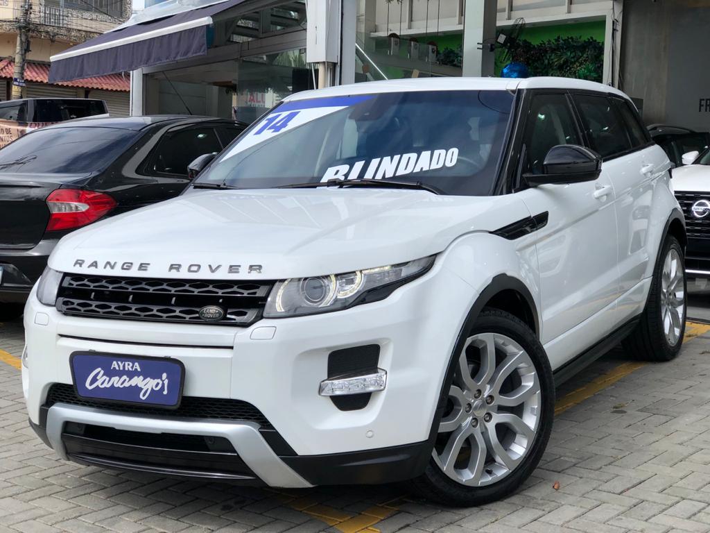Foto do veiculo Land Rover Range R.EVOQUE Dynamic 2.0 Aut 5p