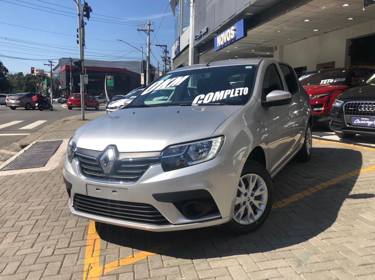 Foto do veiculo Renault SANDERO STEP. Zen Flex 1.6 16V  Mec.