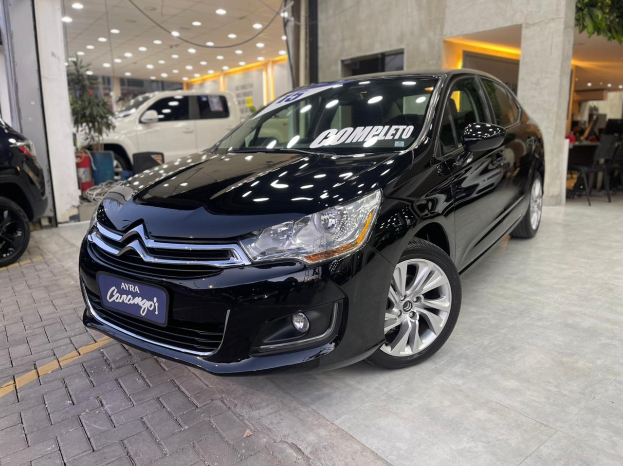 Foto do veiculo Citroën C4 LOUNGE Tendance 2.0 Flex 4p Aut.