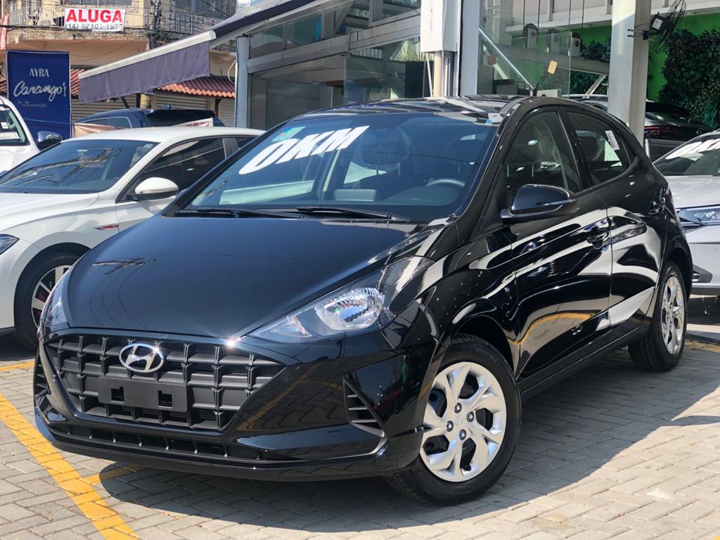 Foto do veiculo Hyundai HB20 Vision 1.0 Flex 12V Mec.