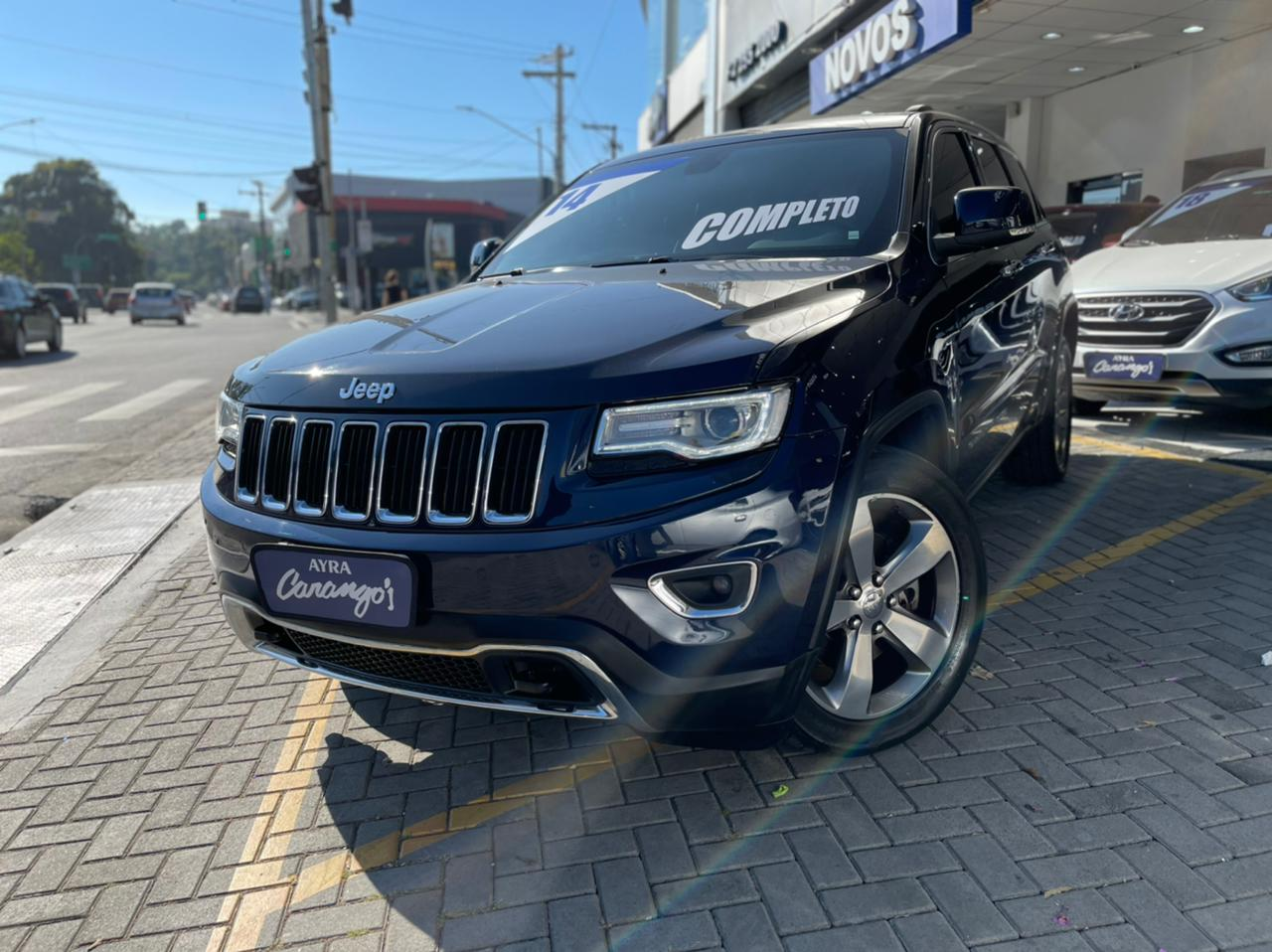 Foto do veiculo Jeep Grand Cherokee Limited 3.6 4x4 V6 Aut.