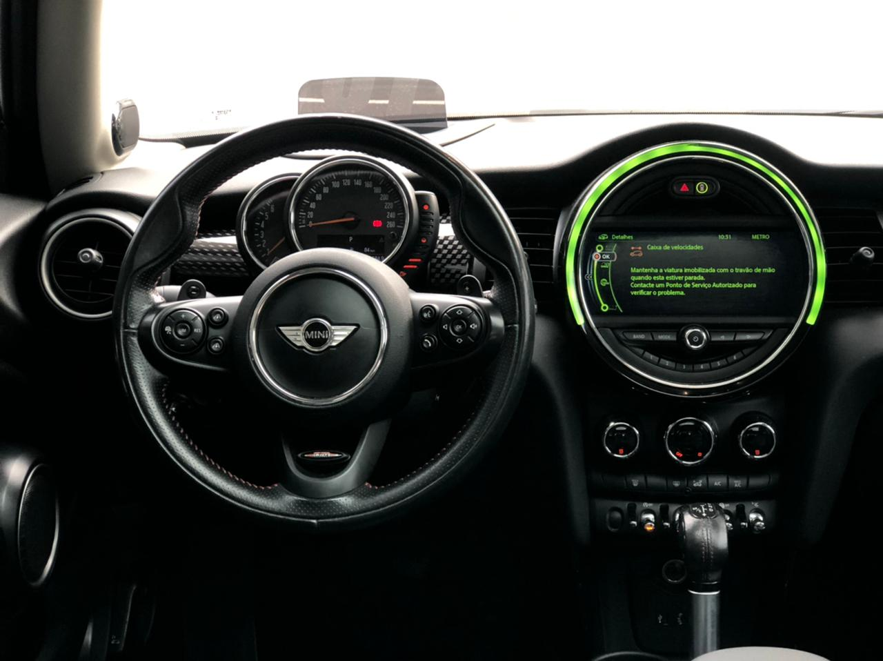 Mini COOPER S 2.0 Turbo 16v 3p Aut.